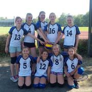 Blau-Gelb Marburg Volleyball, Mädchen, U15, Saison 2016/17