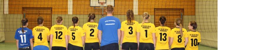 Blau-Gelb Marburg Volleyball: Damen 1, Landesliga, Frauen