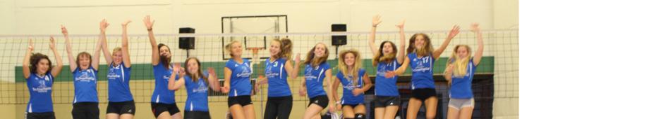 Blau-Gelb Marburg Volleyball: Damen 3, Kreisliga, Frauen