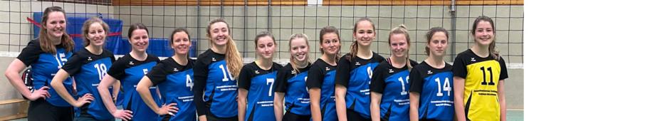 Blau-Gelb Marburg Volleyball: Damen 2, Bezirksliga, Bezirksoberliga, Frauen
