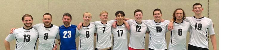Blau-Gelb Marburg Volleyball: Herren 1, Bezirksliga, Männer