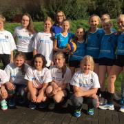 Blau-Gelb Marburg Volleyball, Mädchen, U15 I + II, Saison 2017/18