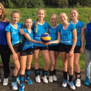 Blau-Gelb Marburg Volleyball, Mädchen, U15 I, Saison 2017/18