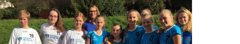 Blau-Gelb Marburg Volleyball: Jugend - Mädchen